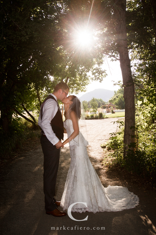 Denver Botanical Gardens At Chatfield Wedding Photos Audra Paul Mark Cafiero Photographer